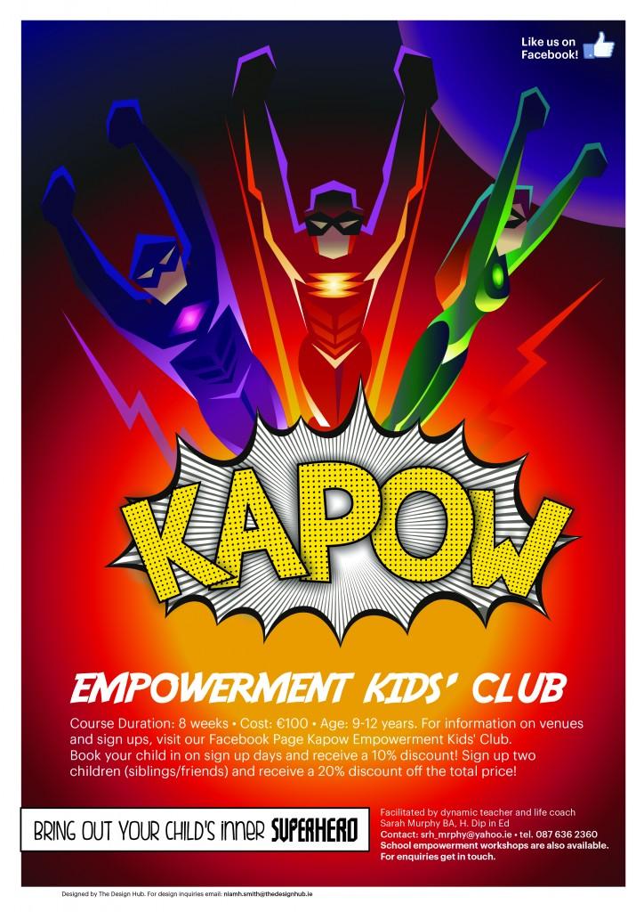 Kapow Poster